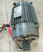 Haas Lincoln 10hp Main Spindle Electric Motor 3 Phase Vf 0 1 2 3 4 5