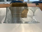 1966 Vintage Alfa Romeo 2600 Sprint Front Side Grilles New Old Stock