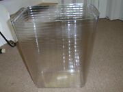Longaberger Protector For The Sort And Store Recycle Bin Basket New