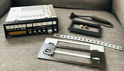 Clarion Car Stereo Receiver Model Rn-9048f Serial 0004363 Part 286-5602-20
