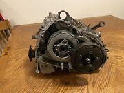2004 Arctic Cat Atv 4x4 500 Engine Case Assembly Manual Trans Stuck In First