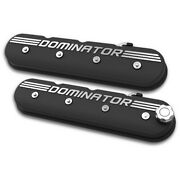 241-120 Holley Valve Covers Set Of 2 New For Chevy Chevrolet Camaro Pontiac Pair
