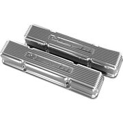 241-107 Holley Set Of 2 Valve Covers New For Chevy Express Van Suburban Pair