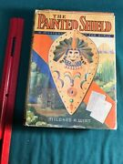 1939 Painted Shield Mildred A. Wirt Cupples And Leon Publishers Girls Mystery