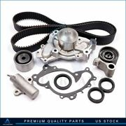 Timing Belt Kit Water Pump For 04-06 Toyota Sienna Ce Le Xle Limited 3.3l V6
