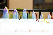 Vibration Therapy Crystal Singing Bowl Singing Bell Set Healing Relaxation