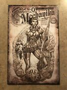 Lady Mechanika 0 Cover C Sketch Variant Retailer Incentive 1st Print Optioned