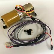 New 1968 Chevelle/malibu Convertible Power Top Pump Switch And Wiring Harness