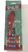 Pez Wawa Candy Anddispenser Christmas Red Truck Special Edition 2020
