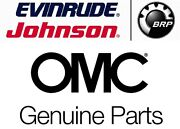 New Oem Evinrude Johnson Omc Brp Cable And Relay Ay Pn 0586767