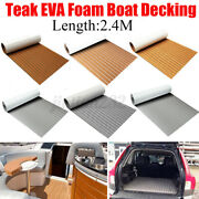 95and039and039x35.4and039and039 Eva Wood Marine Foam Yacht Boat Teak Decking Sheet Flooring Mat Usa