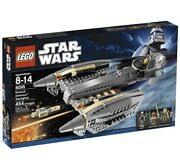 Lego Star Wars General Grievous' Starfighter - 8095 - Excellent, New Bags