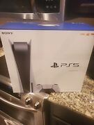 Sony Playstation 5 Console Disc Version Brand New In Hand And Ships 24hrs