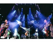 Dave Matthews Band Signed Autograph 11x14 Photo Under The Table And Dreaming Jsa