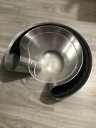 Metal Spirit And Red Bull Holder / Central Ice Bucket/ Collectible / Rare