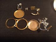 Scrap Lot Of 14k,10k And Sterling Silver.