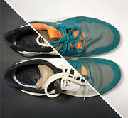 Menand039s Nike Lot Of 2 Pairs Solarsoft Moccasin Athletic Shoes Size 9