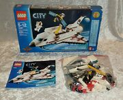Lego City 3367 Space Shuttle 100 Complete W/ Manual And Minifigure No Box.
