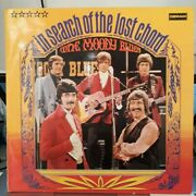 Rare Lp Press Allemagne 1968 - The Moody Blues - In Search Of The Lost Chord