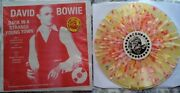 David Bowie - Back In A Strange Young Town - Dukes On Empire Splatter Vinyl 2lps