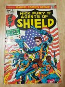 Nick Fury And His Agents Of Shield 2 Steranko Marvel Kirby