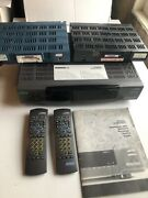 """Satellite """"c"""" Band General Instrument 450i Receiver W/remotes And Tuner Boards"""