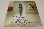 Robert Plant Signed Autograph Album Vinyl Record - Pictures At Eleven Very Rare
