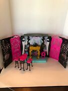 Monster High Doll 13 Wishes Haunt The Casbah Dj Disco Studio Playset Lot