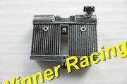 Aluminum Radiator Fit Scott Super/flying Squirrel Early Motorcycle 1920s-1940s
