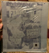 2011 Beckett Football 1st Cam Newton Cover Printing Plate 1 Of 1 Patriots Rookie