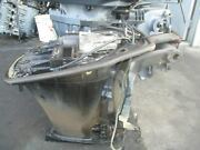 Mercury Efi 115hp 4 Stroke Outboard 20 Midsection