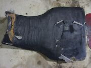 2005 Yamaha Grizzly 660 4wd Seat
