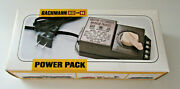 Bachmann Ho And N Scale Power Pack For Electric Trains Transformer 44207