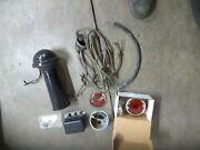 Lot Electrical 1939 1.5 Ton Ford Pickup Truck Parts 37 38 39 40 41 Flathead V8
