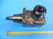 Algra Right Angle Live Tool Holder Er32 Collet Chuck 134-00062 90 Degree Tooling