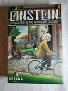 New Sealed Einstein His Amazing Life And Incomparable Science Board Game Artana