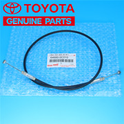 Liftgate Tailgate Hatch Lock Cable 64680-0c010 Fit For 01-07 Toyota Sequoia