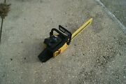 Mcculloch Pm610 Powered Chainsaw 20 Bar We Ship Only On The East Coast