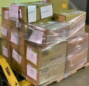 Pallet Of Used Cisco 7942 Ip Phones - 140 Bases 110 Handsets