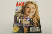 Trisha Yearwood Signed Autograph Tv Guide Magazine Cover - Country Superstar