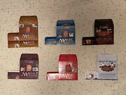 Magic The Gathering Mtg Legends Dark Revised Woc6503 Empty Booster Boxes Rare