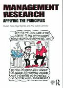 Management Research Applying The Principles By Susan Rose 9780415628129