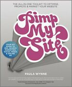 Pimp My Site The Diy Guide To Seo Search Marketing Social Med... 9780857082428