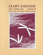Learn Japanese V. 2 By John Young 9780824808815 | Brand New | Free Us Shipping