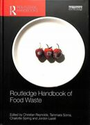 Routledge Handbook Of Food Waste By Christian Reynolds 9781138615861 | Brand New