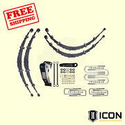 6 All Spring System For Ford F-250 Super Duty 1999-2004 Icon