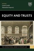 Equity And Trusts By Lionel Smith 9781788111089   Brand New   Free Us Shipping