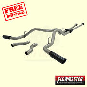 Exhaust System Kit For Toyota Tundra 2009-2019 Flowmaster