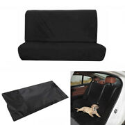 1pc Car Rear Back Seat Cover Pet Heavy Duty Protector Water Oil Paint Resistant