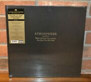 Atmosphere - When Life Gives You Lemons Yptsg Ltd 10th Anni And039d 2lp Gold Vinyl